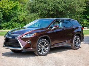 2018 Lexus RX 350L review: A compromised three-row crossover     - Roadshow