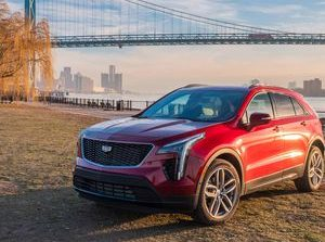 2019 Cadillac XT4 review: Style, but not enough substance     - Roadshow