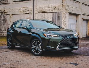 2019 Lexus UX review: A small luxury SUV at its best in the city     – Roadshow