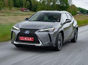 2019 Lexus UX first drive review: Just what new premium shoppers want     - Roadshow
