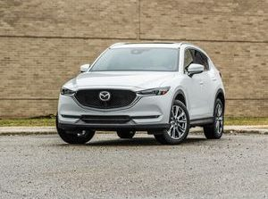 2019 Mazda CX-5 review: More style and power makes the CX-5 even better     - Roadshow