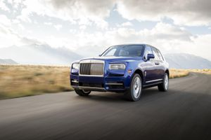 2019 Rolls-Royce Cullinan review: The top-shelf SUV     – Roadshow