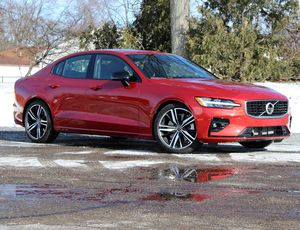 2019 Volvo S60 review: More competitive than ever     – Roadshow