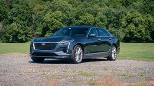 2020 Cadillac CT6 first drive review: Going out with a Blackwing bang     – Roadshow