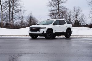 2020 GMC Acadia AT4 review: Rugged looks with room for the family     - Roadshow