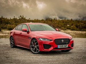 2020 Jaguar XE first drive review: Even more reasons to consider the underdog     - Roadshow