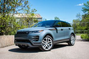 2020 Land Rover Range Rover Evoque review: Style, now with more substance     - Roadshow