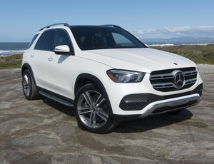 2020 Mercedes-Benz GLE450 review: More luxurious and techy than ever     – Roadshow