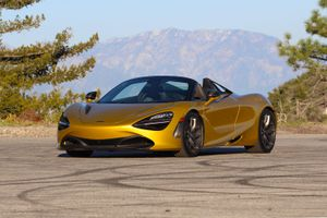2020 McLaren 720S Spider review: Treat yo self     - Roadshow