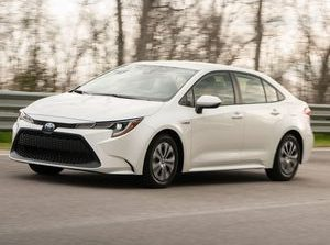2020 Toyota Corolla Hybrid first drive review: 53 MPG made simple     - Roadshow