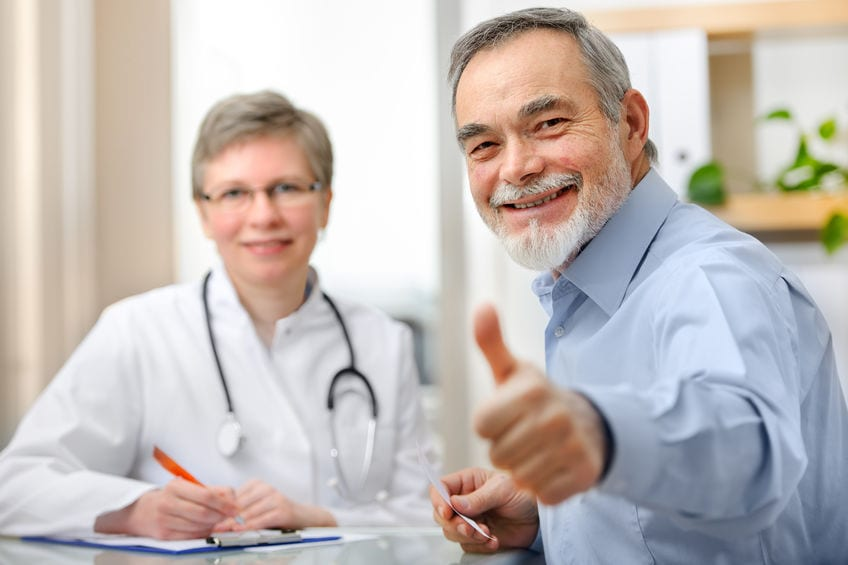Proactive Patient Does Own Admission Orders, H&P