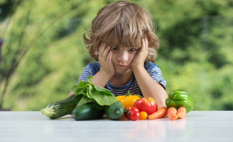 Nasogastric Broccoli, Brussels Sprouts Recommended for Children Who Refuse to Eat Vegetables