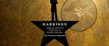 """Harrison: Sequel to Broadway Smash """"Hamilton"""" in Early Production"""