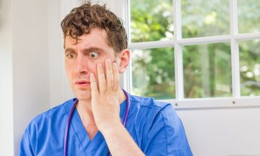 Intern Becomes Sentient, Realizes No One Cares About His Med School War Stories