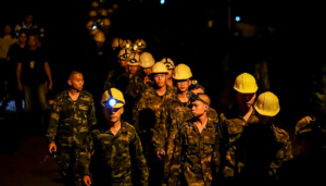 Thai Cave Divers to Locate Obese Patient's Genitals