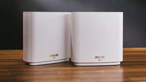 Asus ZenWiFi AX review: This Wi-Fi 6 mesh router hits the sweet spot     - CNET