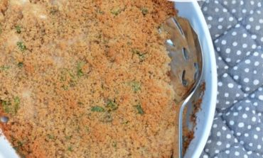 Breadcrumb Roasted Chicken Recipe