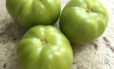 Shortcut Fried Green Tomatoes