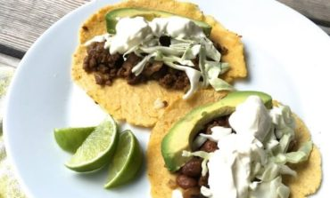 Easy Meat and Mushroom Tacos