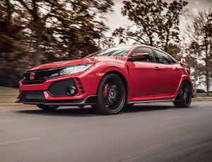 2018 Honda Civic Type R review     – Roadshow