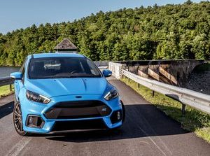 2016 Ford Focus RS review     - Roadshow