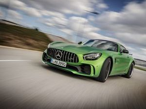 2018 Mercedes-AMG GT R Release Date, Price and Specs     - Roadshow