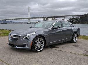 2018 Cadillac CT6 Platinum with Super Cruise review     - Roadshow