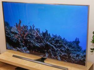 Samsung UNJS8500 series review     - CNET