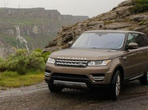 2016 Land Rover Range Rover Sport Td6 review     - Roadshow