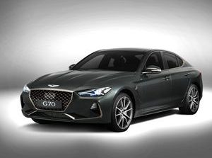 2019 Genesis G70 Release Date, Price and Specs     - Roadshow