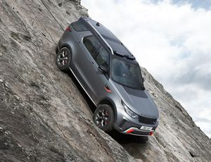 2019 Land Rover Discovery SVX Release Date, Price and Specs     – Roadshow