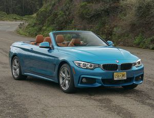 2018 BMW 4 Series Convertible review     – Roadshow