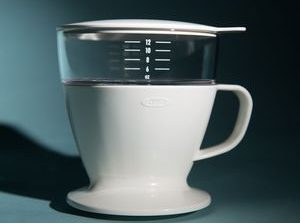 Oxo Good Grips Pour-Over Coffee Maker review     - CNET