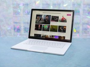 Microsoft Surface Book 2 (15-inch) review     - CNET