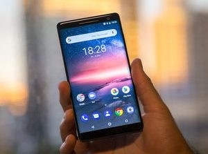 Nokia 8 Sirocco review     - CNET