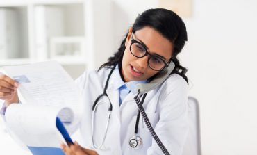 Area Doctor Now Apologizes Before Every Consult