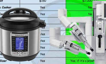 The Difference Between the Instant Pot & Da Vinci