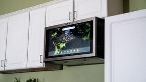 GE Kitchen Hub review: This 27-inch Android touchscreen could transform your kitchen     - CNET