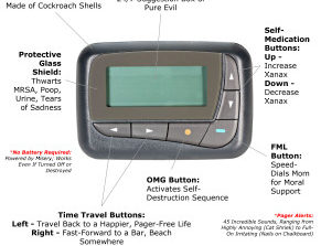 Tips: How to Treat a Pager That Keeps Going Off Like It Has Seizures