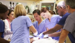 So Rude: Patient Has the Audacity to Code at Shift Change