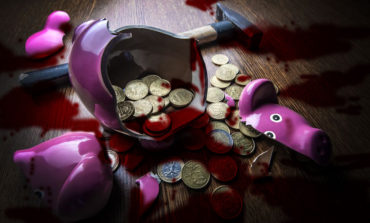 Piggy Bank in OR After Gruesome Attack with Hammer