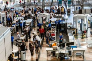 JCAHO Takes Over Airport Security