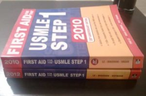 Previous Owner of First AID for USMLE Step 1 Book Obviously Failed Step 1