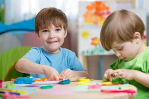 Resident Goes Back To Preschool To Learn Basic Social Skills