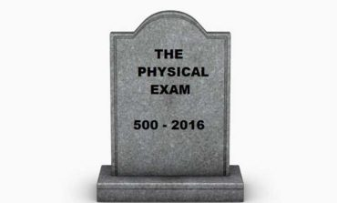 AMA Holds Funeral Service for Physical Exam