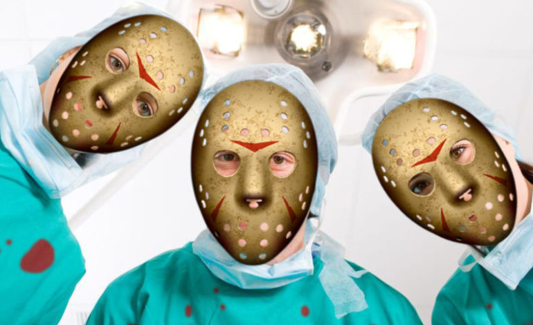 New Surgical Jason Masks Loved by Nurses, Doctors