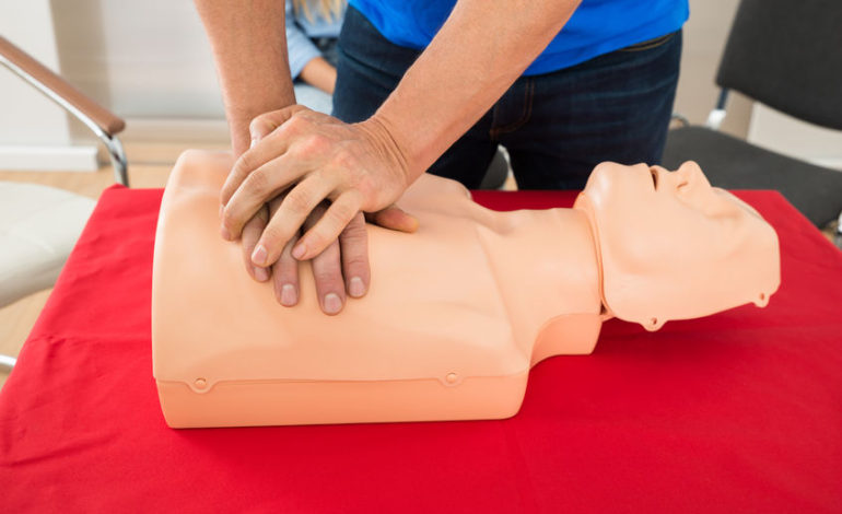 Breaking: Nurse Successfully Resuscitates CPR Dummy Back to Human Life