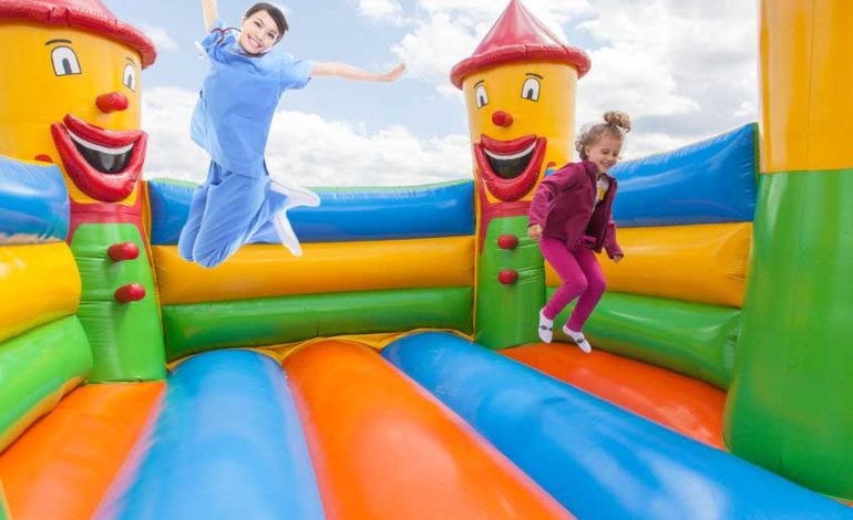 So You're Paged While in a Bouncy House, What to Do Next
