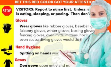 How to Put on a Contact Isolation Gown