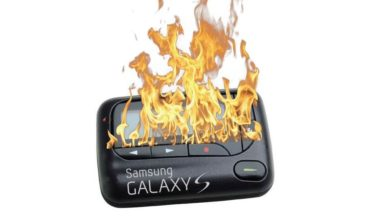 Samsung Galaxy Pager Explodes, Intern in Critical Condition